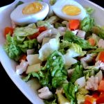 Salpicón de pollo y verduras